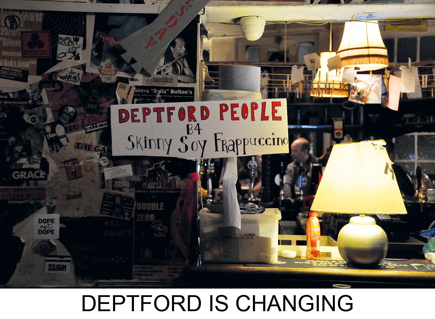 Deptford is Changing (Book)